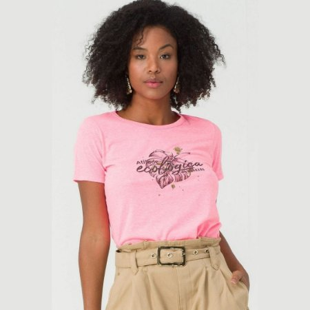 T-shirt Ecologica Neon