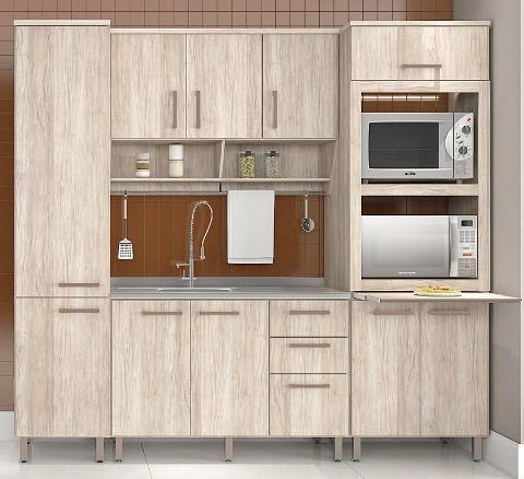 Cozinha Modulada Azaléia 1