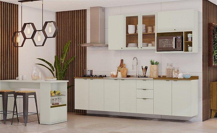 Cozinha Modulada Essência 1