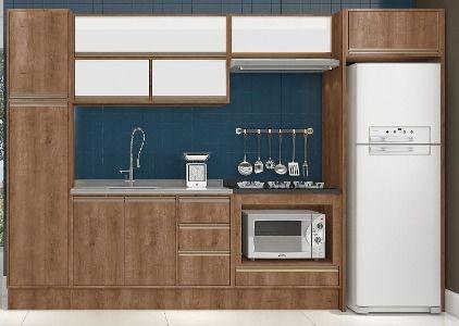 Cozinha Modulada Hortência 1