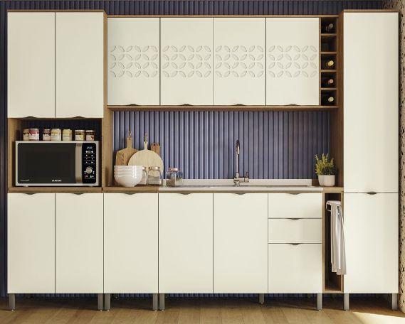 Cozinha Modulada Lotus 1 - Kappesberg