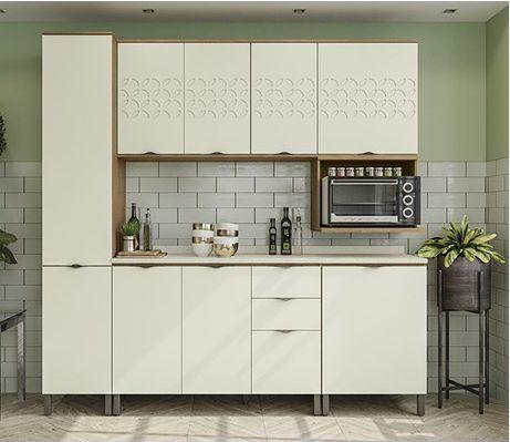 Cozinha Modulada Lotus 2 Kappesberg