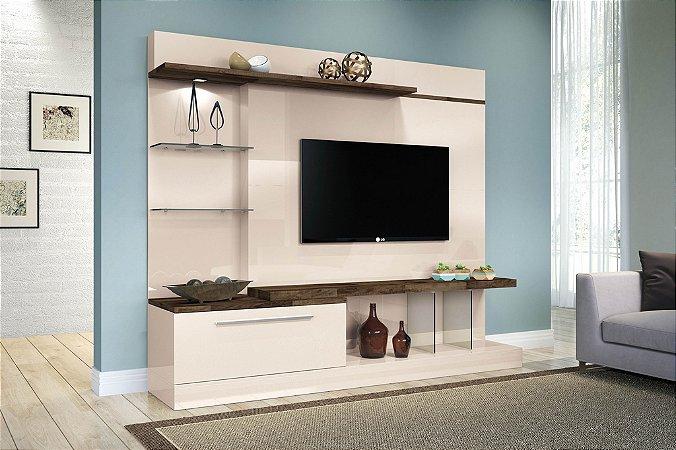 Home Theater Allure - Off white / Deck
