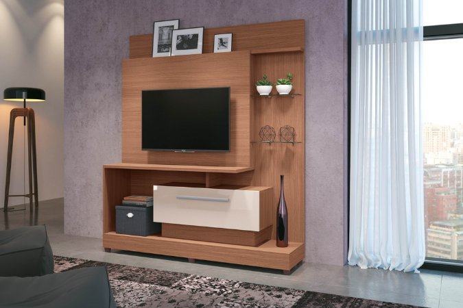 Home Theater Colt - Nature / Off white