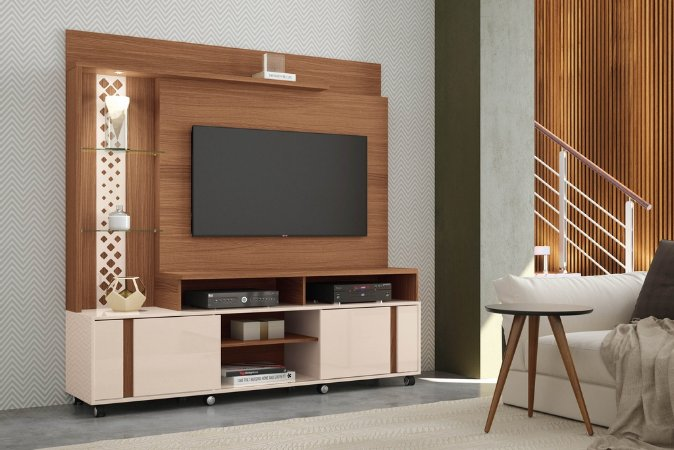 Home Theater Vitral - Nature / Off white