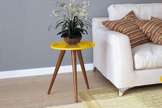 Mesa Lateral Sorelle - Amarelo