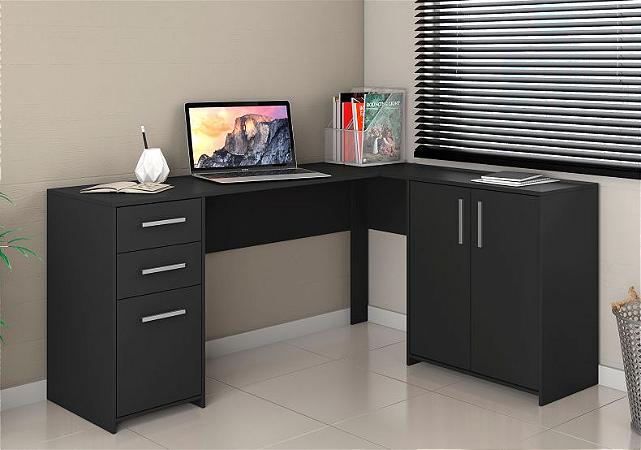 Mesa Office NT2005 Preto