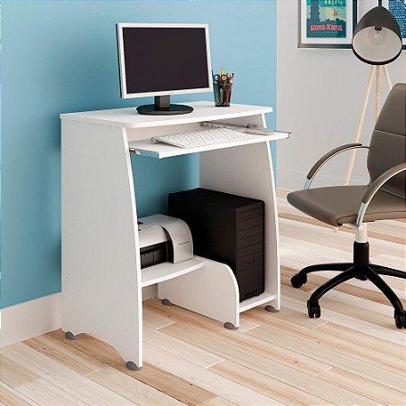 Mesa p/ Computador Pixel Cor Branco