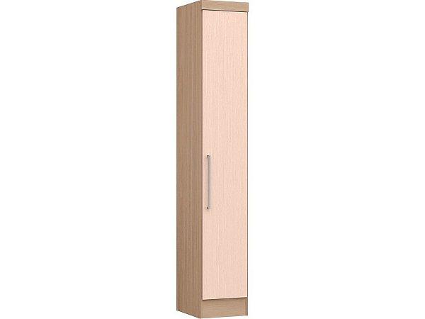 Módulo 1 Porta Infinity 3810A Nogueira / Rosa