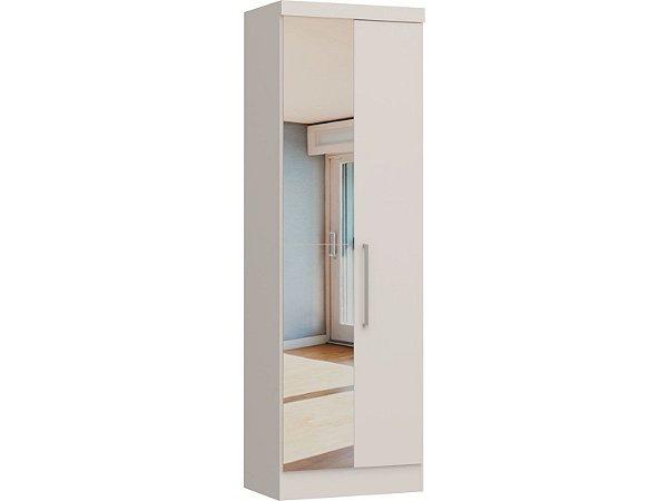 Módulo 2 Portas Infinity 3820A - Branco com espelho