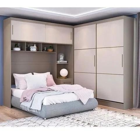 Dormitório Classic sem espelho