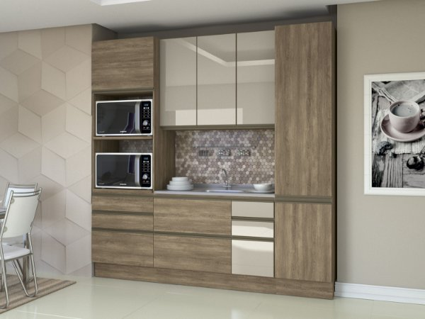 Cozinha Modulada Maxxi 2 - Kappesberg