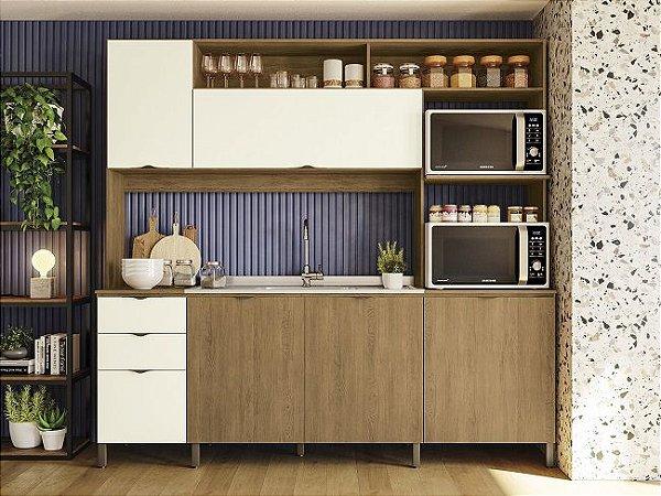Cozinha Compacta Ref. J790 - Kappesberg