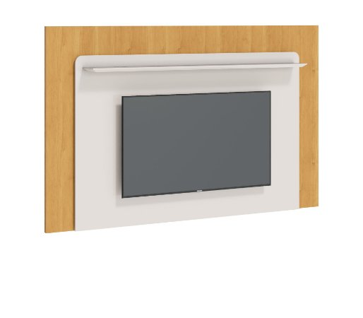 Painel Arc 1.8 - Off White / Nature - Imcal