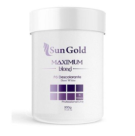 Pó Descolorante Maximum Blond 500g