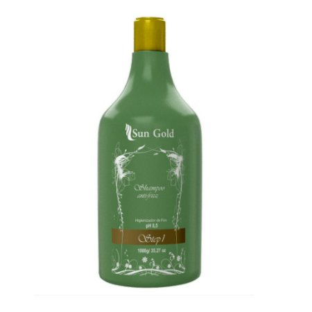 Shampoo Anti-Residuo New Life Step I 1000g