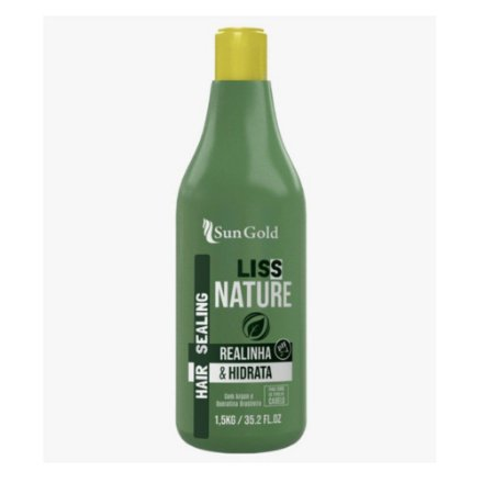 Hair Sealing Liss Nature 1,5Kg
