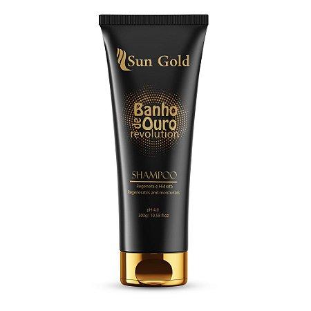 Shampoo Banho de Ouro 300g