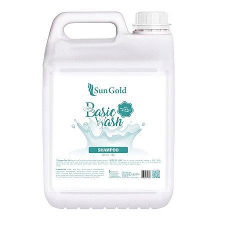 Shampoo Basic Wash 5Kg