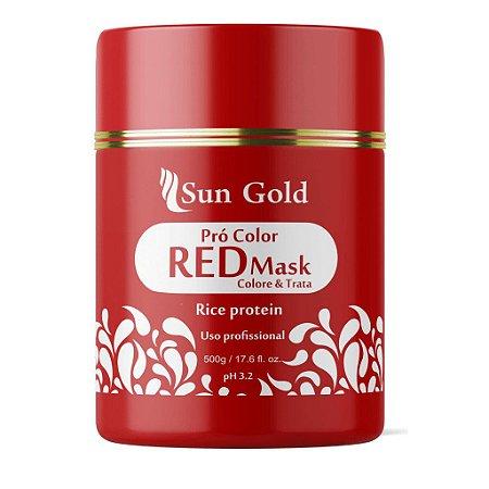 Máscara Red 500g