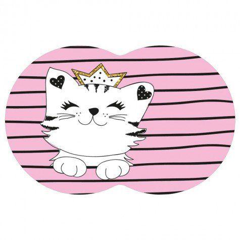 Tapete Pet Gato - Pink 54X39cm