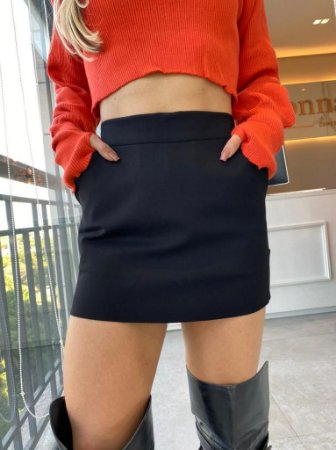 Shorts Saia Dre Preto