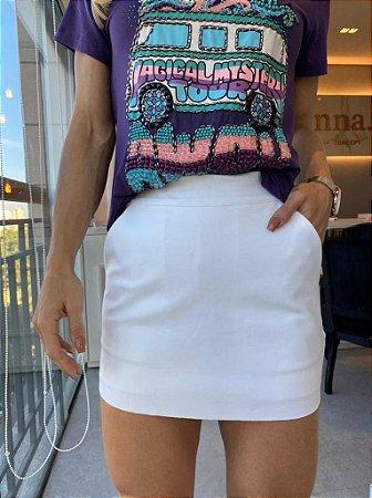 Shorts Saia Dre Branco