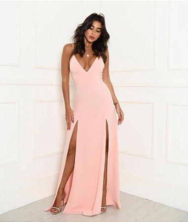 Vestido Longo Ibiza Rose