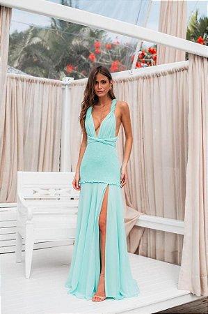 Vestido Longo Raissa Tiffany