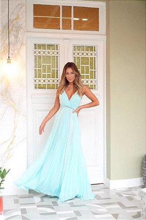 Vestido Longo Del Tiffany