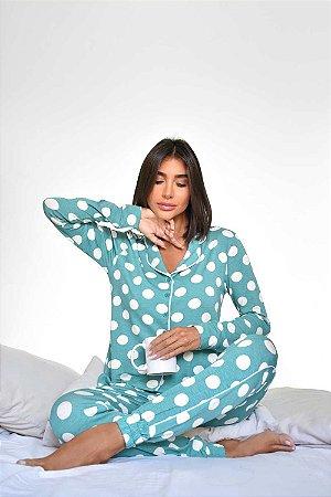 Pijama Demi Verde