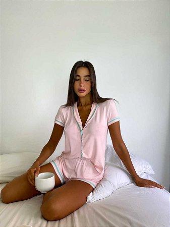 Pijama Believe Rosa