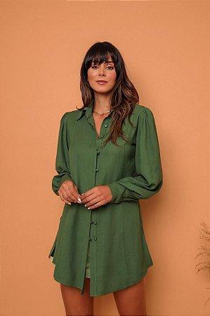 Camisa Maya Verde