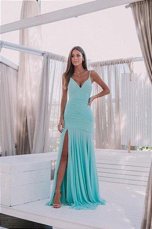 Vestido Longo Joyce Tiffany