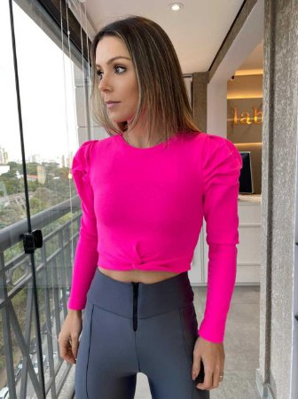 Cropped Tricot No Pink