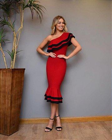 Vestido Scarlet Vermelho