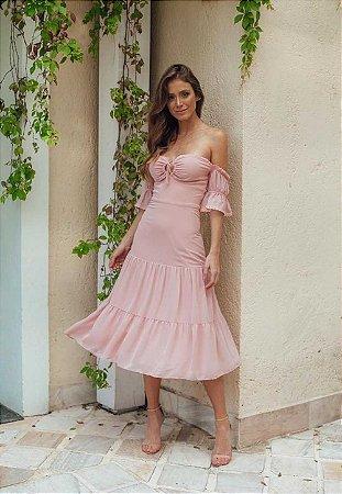 Vestido Mel Rose