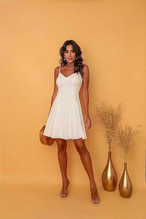 Vestido Jenny Branco