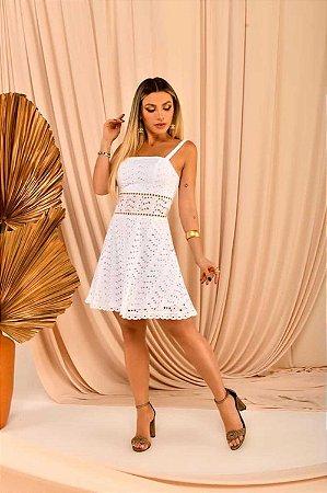 Vestido Paula Branco
