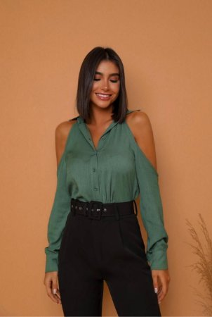 Camisa Samanta Verde