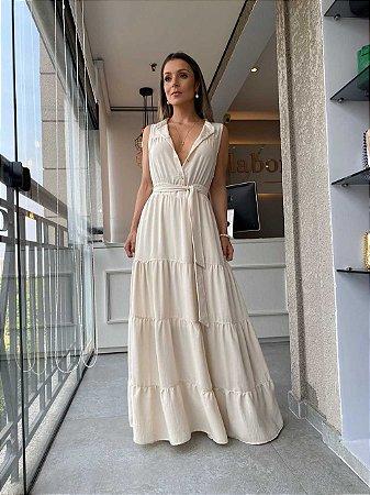 Vestido Longuete Louise