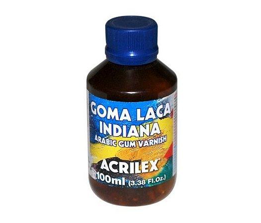 Goma Laca Indiana Acrilex 100ml