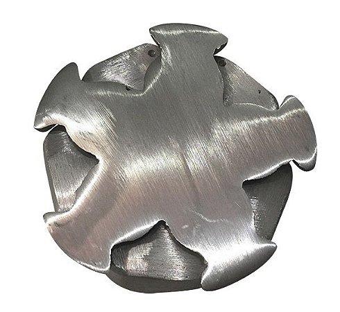 Frisador Botão Conjugado 5 pontas - diâmetro 9,5x9,95