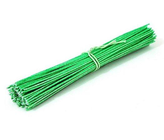 Arame 26 Verde  c/100und 10cm