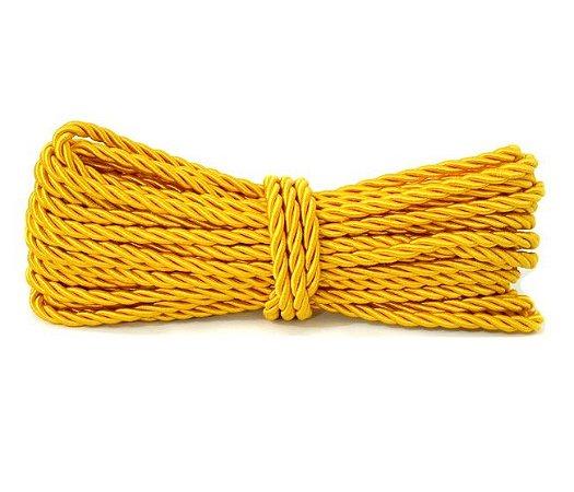 Cordão 001-10 - Amarelo Ouro