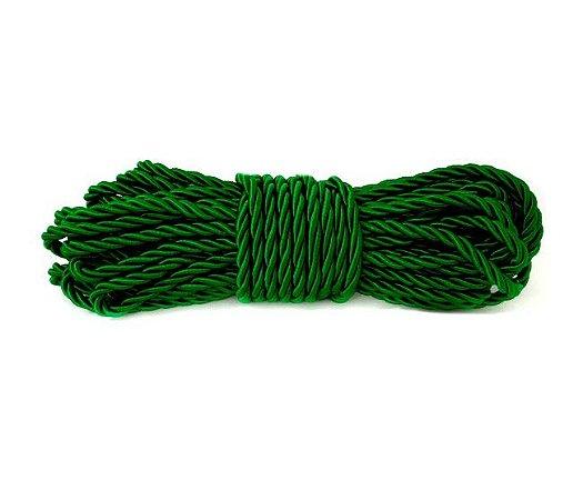 Cordão 001-10 - Verde Esmeralda
