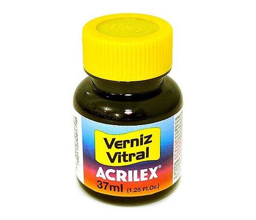 Verniz Vitral Acrilex - Amarelo Ouro