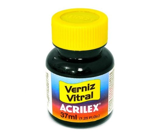 Verniz Vitral Acrilex - Azul Cobalto