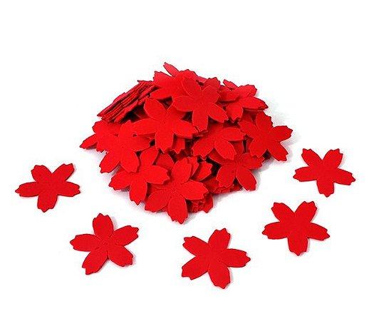 Estrela do Norte - vermelha