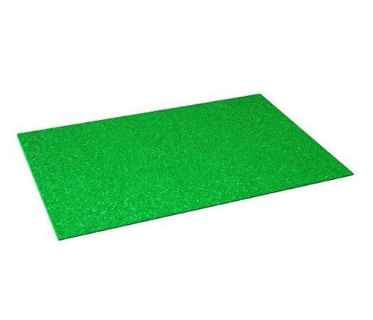 E.V.A. Verde - Gliter